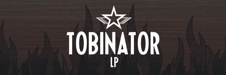 Tobinator Official Merchandise